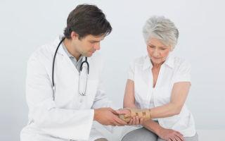 Как восстановить руку после перелома запястья