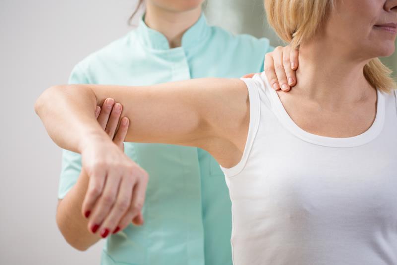 разработка руки после перелома плеча
